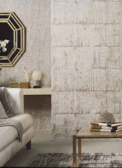 Cobra Printed Cork Wallpaper Ca13 By Omexco For Brian Yates